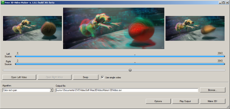 icona Free 3D Video Maker